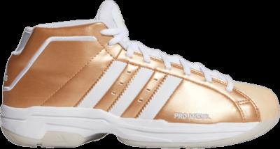 adidas Pro Model 2G 'Gold Medal' Copper FV8384