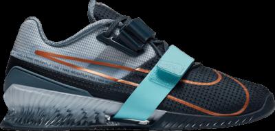 Nike Romaleos 4 'Deep Ocean Ozone Blue' Blue CD3463-440
