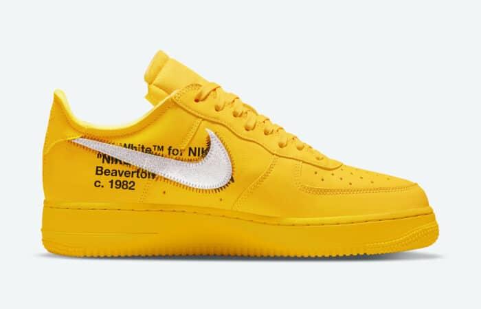 Virgil Abloh Nike Air Force