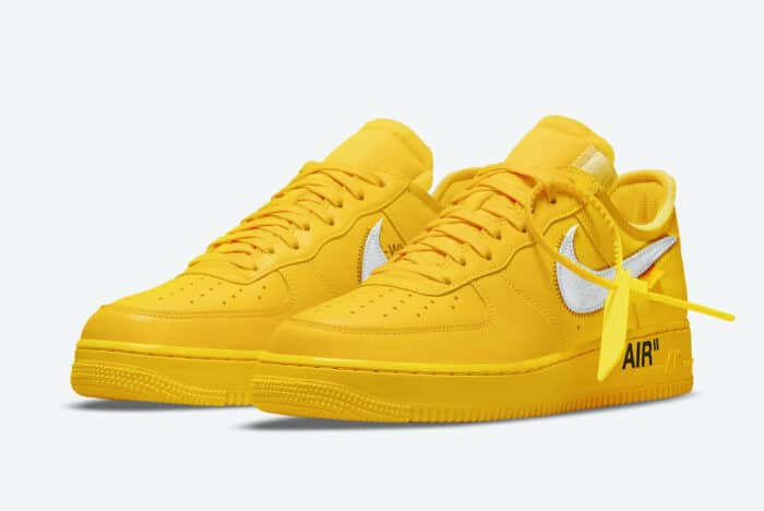 air force 1 university gold