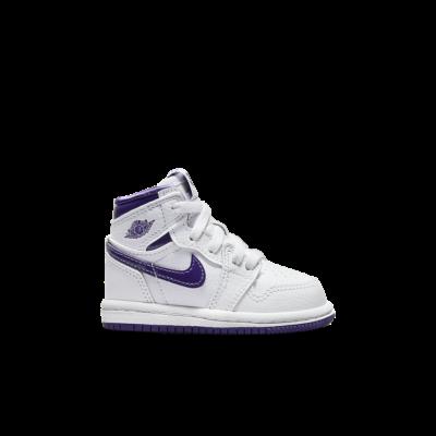 Jordan Women's Air Jordan 1 'Court Purple'  CU0450-151