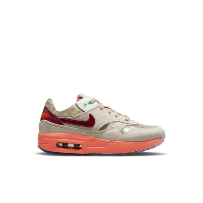 Nike Younger Kids' Air Max 1 x CLOT 'Net'  DH2493-100