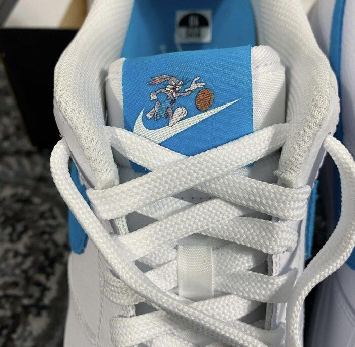 space jam Jordan Nike Air Force 1