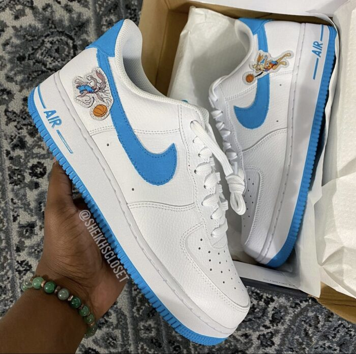 Nike Air Force 1 jordan hare