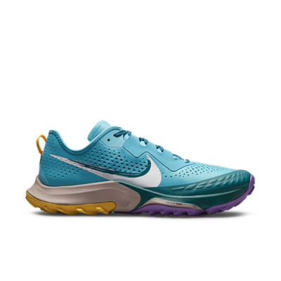 Nike Air Zoom Terra Kiger 7 Turquoise Blue CW6062-400