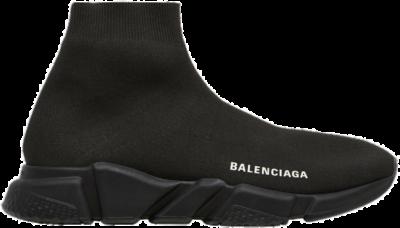 Balenciaga Speed 2021 Black 645056W2DBP1013
