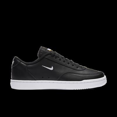 Nike Court Vintage Zwart CJ1676-001