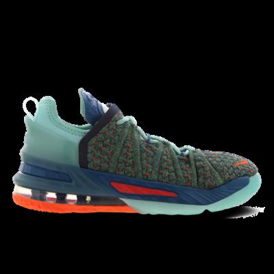 Nike Lebron 18 Green CW2760-300