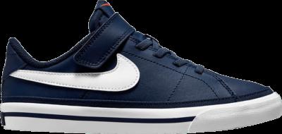 Nike Court Legacy PS 'Midnight Navy' Blue DA5381-400