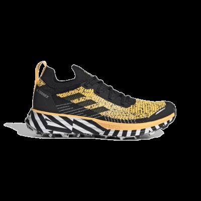 adidas Terrex Two Parley Trail Running Solar Gold FW7139