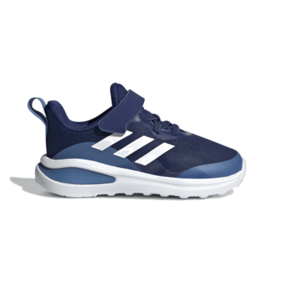 adidas FortaRun Elastic Lace Top Strap Hardloopschoenen Victory Blue GY7607