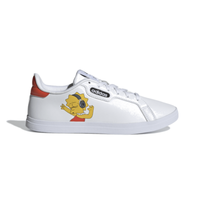 adidas Courtpoint Base The Simpsons Cloud White GZ5343