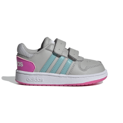 adidas Hoops 2.0 Grey Two H01554