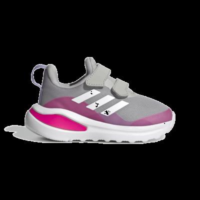 adidas FortaRun Double Strap Hardloopschoenen Grey Two H04179