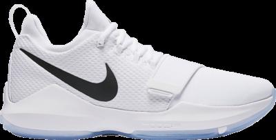 Nike PG 1 EP 'Chrome' White 878628-100