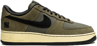Nike Air Force 1 Low SP UNDEFEATED Ballistic Dunk vs. AF1 DH3064-300