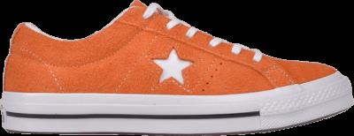 Converse One Star Low GS 'Bold Mandarin' Orange 261787C