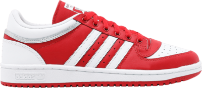 adidas Top Ten Low RB 'Scarlet White' Red FX7882
