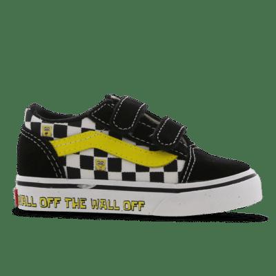 Vans Old Skool Spongebob Black VN000D3Y9EK1