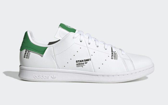 Stan Smith green white Adidas