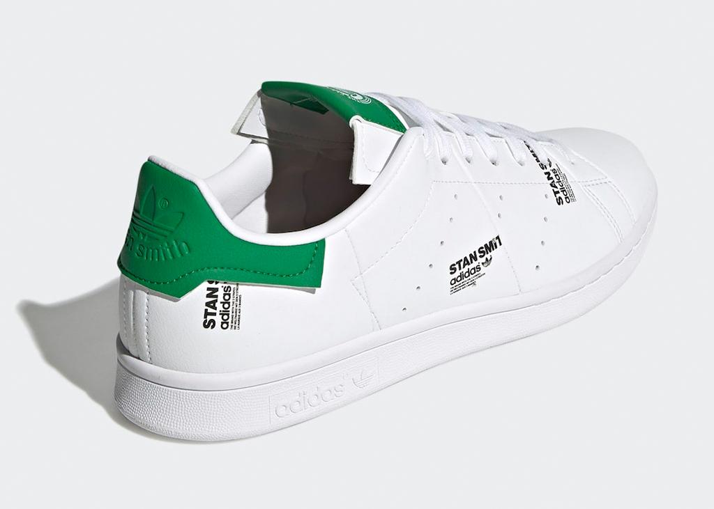 Ook adidas op de duurzame tour met de nieuwe adidas Stan Smith