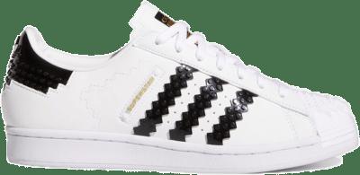 adidas Superstar x LEGOu00c2u00ae Cloud White GW5270