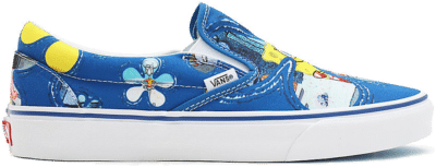 Vans Slip On Spongebob Blue VN0A33TBYZ11