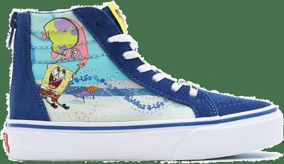 Vans Sk8 Hi Spongebob Blue VN0A4BUXYZ01