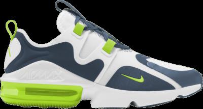 Nike Air Max Infinity 'White Ghost Green' White BQ3999-104