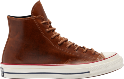 Converse Chuck 70 High 'Color Leather – Clove Brown' Brown 170094C