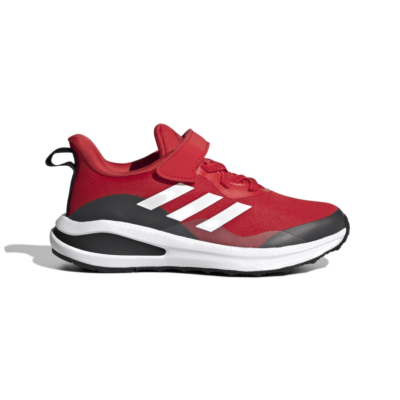adidas FortaRun Elastic Lace Top Strap Hardloopschoenen Vivid Red GY2749