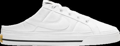 Nike Wmns Court Legacy Mule 'White' White DB3970-100