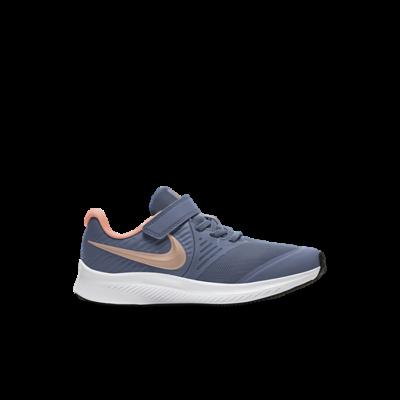 Nike Star Runner 2 Blauw AT1801-417