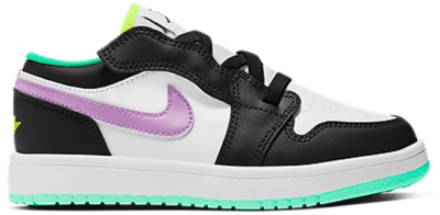 Jordan 1 Low Alternate Closure/Velcro White BQ6066-151