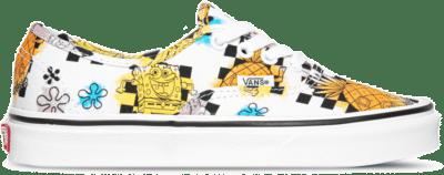 Vans Authentic Spongebob White VN0A5HZSZAS1