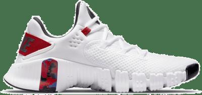 Nike Free Metcon 4 Wit DJ3020-106