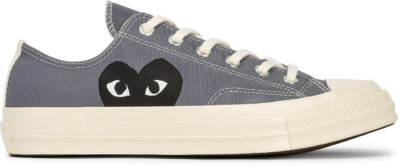 Converse Chuck Taylor All-Star 70s Ox Comme des Garcons PLAY Grey 171849C