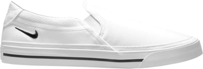 Nike Court Legacy Slip White DA2754-101