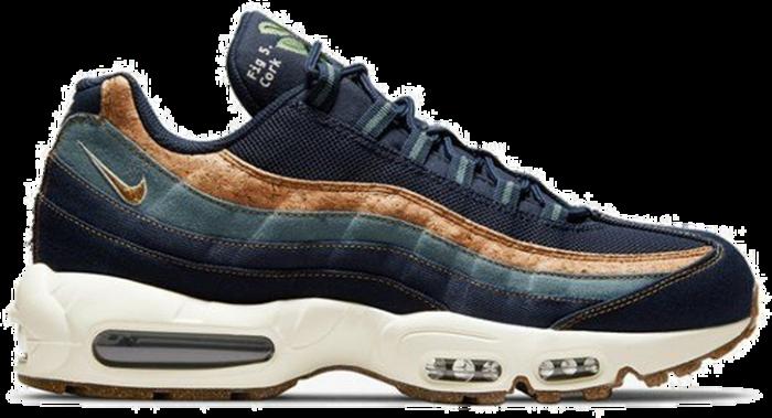 "Nike AIR MAX 95 SE ""OBSIDIAN"" DC3991-400"