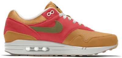 Nike Air Max 1 – By You – Brown Red Green Brown/Red/Green CN9671-991-Brown/Red/Green