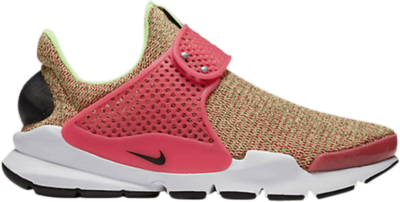 Nike Wmns Sock Dart SE 'Ghost Green Hot Punch' Green 862412-301
