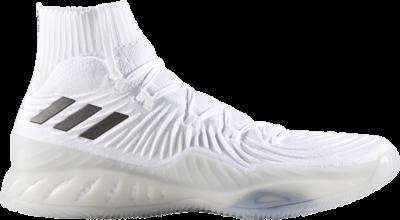 adidas Crazy Explosive 2017 Primeknit 'White' White BY4469