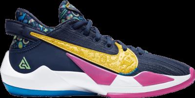Nike Zoom Freak 2 PE GS 'Superstitious' Blue CT4592-400