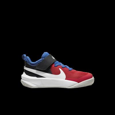 Nike Team Hustle D 10 Zwart CW6736-005