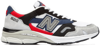 New Balance M920GKR *Made in England* Grey / Red M920GKR