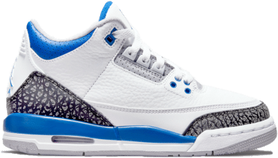 Air Jordan 3 RETRO (GS) Array 398614-145