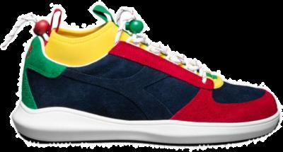 Diadora x LC23 B.Elite Sailing Profondo Sneakers 201.174777-60065 meerkleurig 201.174777-60065