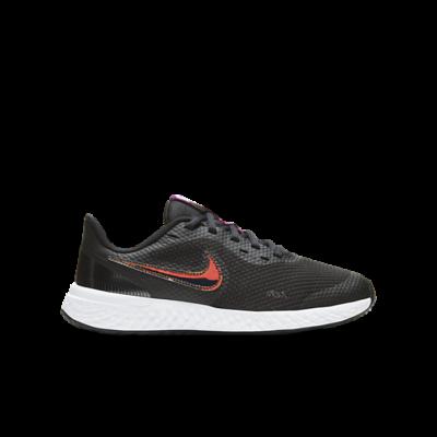 Nike Revolution 5 Power Zwart CW3263-001