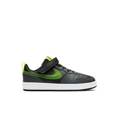 Nike Court Borough Low 2 Zwart DC0477-001