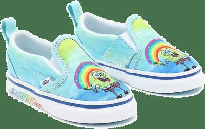 Vans Slip-on Spongebob Blue VN000UBSZAW1